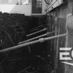 Photo of wall repair using one of ECPs methods