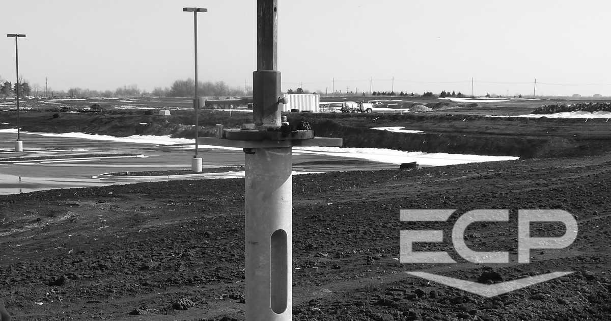 Light Pole Foundation | Earth Contact Products