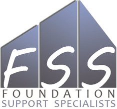 Logo for Foundation Support Specialists in San Antonio, Texas
