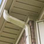Keeping gutters in good repair can help protect your foundation