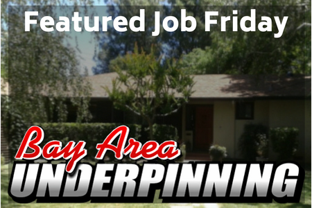 Bay Area Underpinning Foundation Repair Contractor in the Bay Area, CA