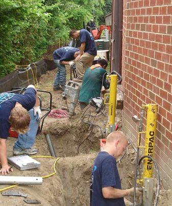 foundation repair professionals