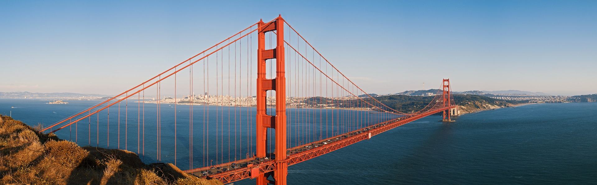 Engineering marvel - the Golden Gate Bridge
