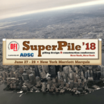 ECP attended SuperPile2018