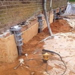soil erosion led to foundation problems in Pensacola, FL