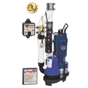 Pro Series Combination Sump Pumps