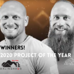 Winners! 2020 Project of the Year