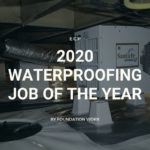 Waterproofing Job of the Year by Foundation Worx